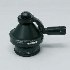 Olympus Microscope Condenser U-POC-2 Polarizing Flipout