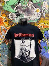 "Hellhammer ""Apocalyptic Raids"" Shirt Celtic Frost Venom King Diamond Metal"