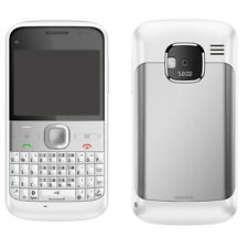 New Replacement Full Body Housing Panel For Nokia E5 E 5 WHITE