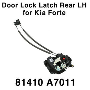 [Express] OEM Door Lock Latch Actuator Rear Left 81410 A7011 for KIA Forte 14-18