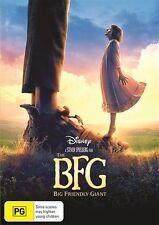 The BFG (DVD, 2016)