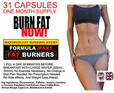 STRONG FAT BURNERS WEIGHT LOSS SLIMMING DIET PILLS - BLACK FRIDAY SALE DEALS B61
