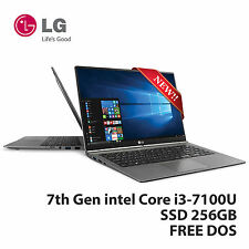 LG All Day Gram 15ZD970-GX3SK Core i3-7100U FHD 1920x1080 IPS 8GB DDR4 256GB SSD