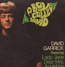 David Garrick - 'A Boy Called David' 1967 UK Pye Mono LP. Ex!