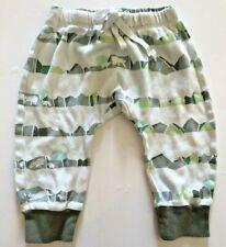 The Honest Co + Sapling Toddler Boy Polar Bear Print Bottoms Size 12-18 Months