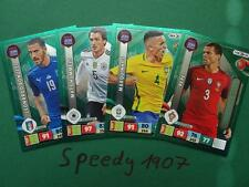 Panini Road To RUSSIA 2018 Fifa World Cup all 12 Defensive Rocks Adrenalyn