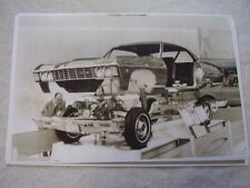 1967 CHEVROLET IMPALA  SHOW DISPLAY BODY CHASSIS  11 X 17  PHOTO  PICTURE