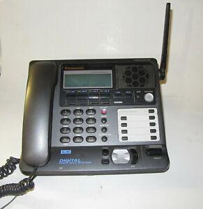 Replacement Panasonic (KX-TG400B) 4 Line Answering System - Voice Mail Base Unit
