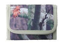 TREE DEEP RIPSTOP CAMO WALKABOUT WALLET tree camouflage print slim card cash