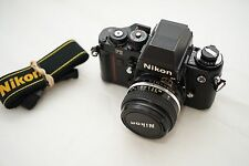 NIKON F3 HP WITH 50MM 1.4 LENS