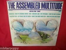 THE ASSEMBLED MULTITUDE LP 1970 USA EX+ Beatles The Who Neil Young