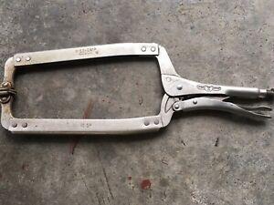 Vise Grip Locking C Clamp 18sp