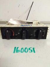 03 04 05 ECLISPE TEMP CONTROL HEATER AC CONTROL