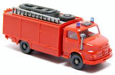 Wiking 206 23 MB L 1413 RW2 Rüstwagen Feuerwehr neutral rot 1:87 H0 .