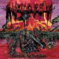 Autopsy - Puncturing The Grotesque NEW CD