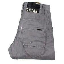 Vaqueros de hombre grises G-Star color principal gris