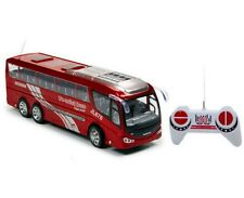 RC Remote Control Ultimate Passenger Tourist Vacation Bus RTR 1:48 Scale Red