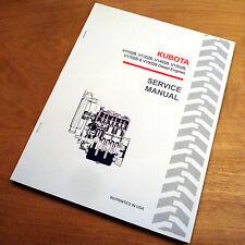 Heavy equipment manuals books for kubota ebay kubota v1102b v1302b v1402b v1502b v1702b v1902b diesel engine service manual sciox Images