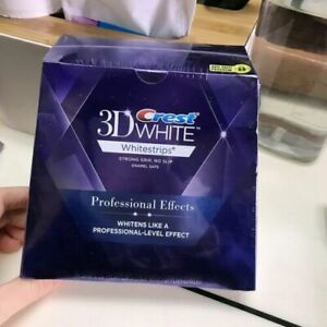 Crest 3D Whitestrip Luxe Whitening Professional Effects 28 Pcs 14Pair 3d whitest