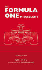 The Formula One Miscellany by John White (Hardback, 2008)