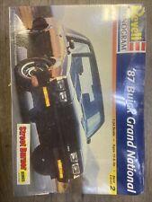 Revell monogram 87 Buick grand national factory sealed