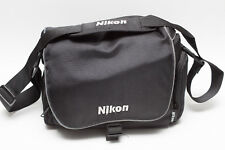 GENUINE ORIGINAL NIKON CAMERA AND LENS CARRYING SHOULDER BAG 12x8x6