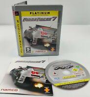 Ridge Racer 7 Original Sony PlayStation 3, PS3 Spiel OVP PAL CiB