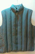 NWT Go Silk XL Womens Vest Outerwear Jacket Coat Grey MSRP $350 RN 105184 100%