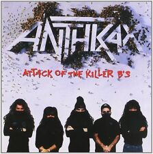 Anthrax Attack Of The Killer B's CD NEW Metal