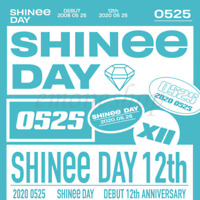PRE-ORDER SHINee 샤이니 DEBUT 12th ANNIVERSARY for SHINee World SM Official MD