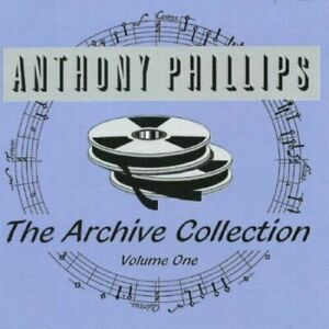 ANTHONY PHILLIPS ARCHIVE COLLECTION VOLUME 1 CD NEW SEALED