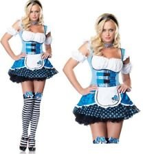 Magic Mushroom Alice Costume, 6-18, Leg Avenue, Alice In Wonderland Fancy Dress