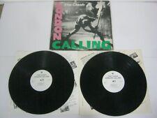 RECORD ALBUM THE CLASH LONDON CALLING 4017