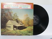 TONY AND JOHNNY - TODAY,TOMORROW AND FOREVER - Vinyl LP Trail NM auto rare