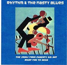 Rhythm & The Nasty Blues CD Raunchy 50s R & B (Available as MP3s)