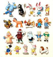 CHOOSE 1: Vintage 80s PVC Figurines * Combine Shipping!