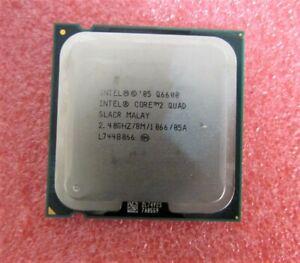 INTEL CORE 2 QUAD Q6600 SLACR 2.4GHz SOCKET 775 PROCESSOR CPU
