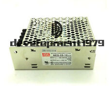 Meanwell NES-25-15 Switching Power Supply New