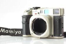 *NEAR MINT* Mamiya 7 II Gold Champagne Medium Format Rangefinder Film Camera