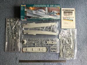 Revell 1:72 German Fast Attack Craft S-100 class kit #05051