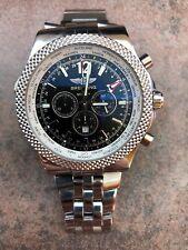 Breitling for Bentley Uhr GMT Chronograph Steel gebraucht