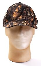 Tandy Brand Camo Adjustable Baseball Cap Hat With LED Lights Adult One Size NWT