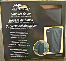 Masterbuilt Smoker Cover for 30-Inch Electric Smokers New With Box