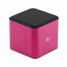 Kitsound universal portátil de altavoces con cable Cubo 3.5 mm jack, teléfonos inteligentes/MP3