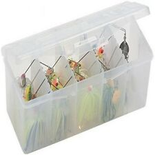Plano 350400 Spinnerbait Organizer Fishing Bait Tackle Box