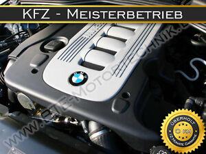 BMW E60 E61 535D 210KW 286PS 306D5 M57D30TOPTÜ  MOTORÜBERHOLUNG INSTANDSETZUNG!!