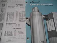 Lot 1960's Dus Kolectors Catalog & Price List DK 835 / 974