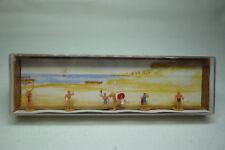 Vintage Mahale Figurines Box - N Gauge - Bathing - Box 948 (1.fig-45)