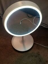 Melody Susie Makeup Cosmetic Multifunction Mirror LED Lights 2 in 1 Mirror Lamp