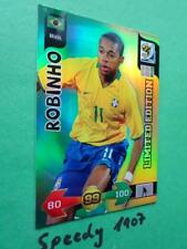 Panini Adrenalyn 2010 FIFA World Cup South Africa Robinho Limited Edition 10